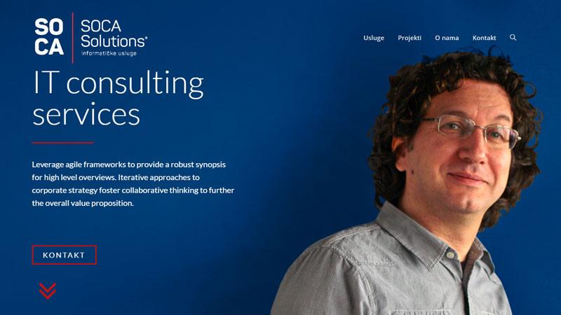 Za ovu tvrtku smo samo osigurali hosting internet stranica