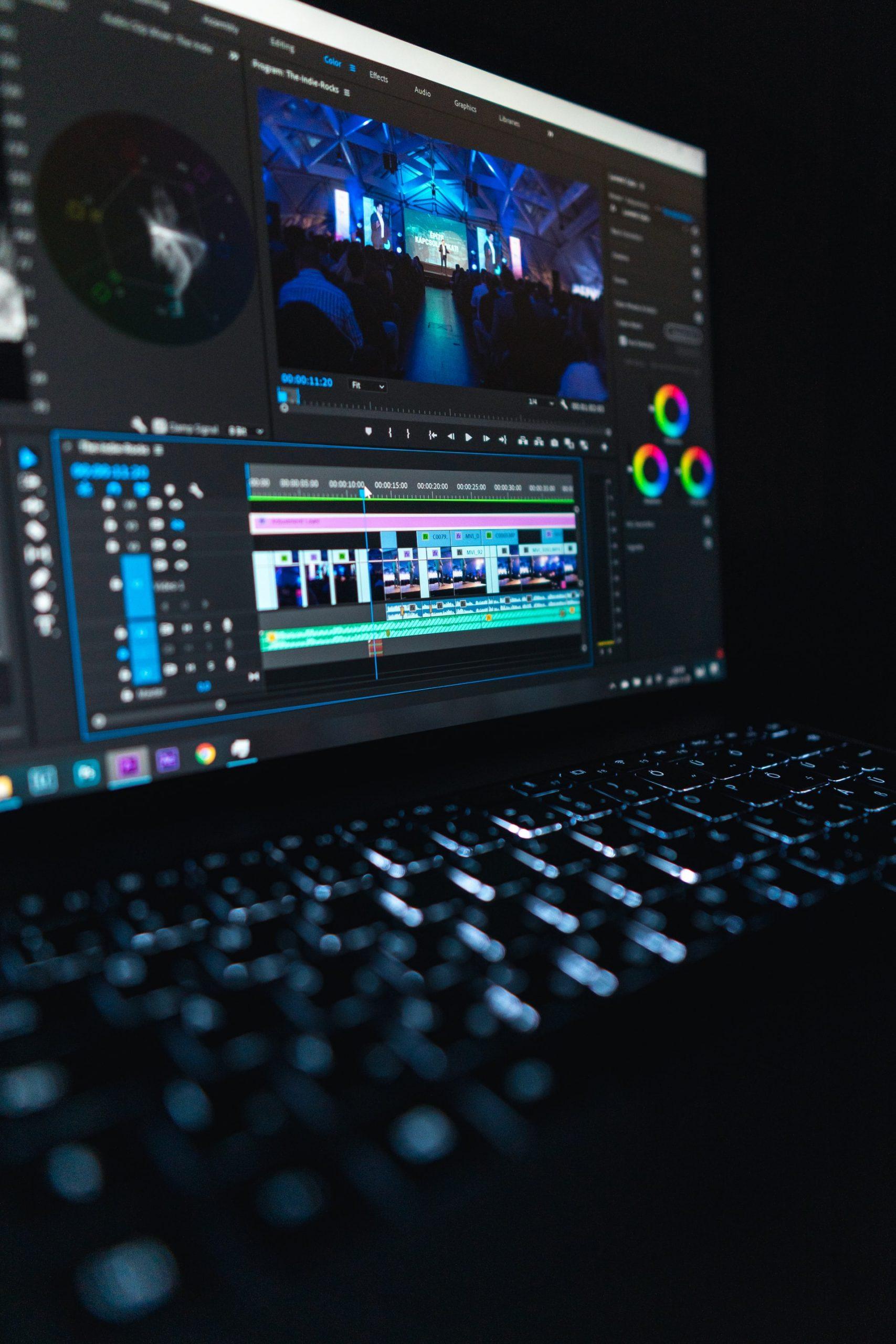 Video editing za Youtube